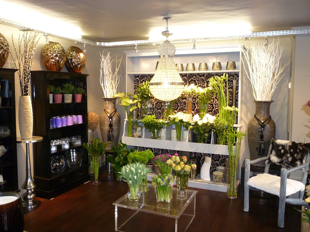 La boutique vanda fleur fleuriste 64 anglet for Pot de decoration interieur